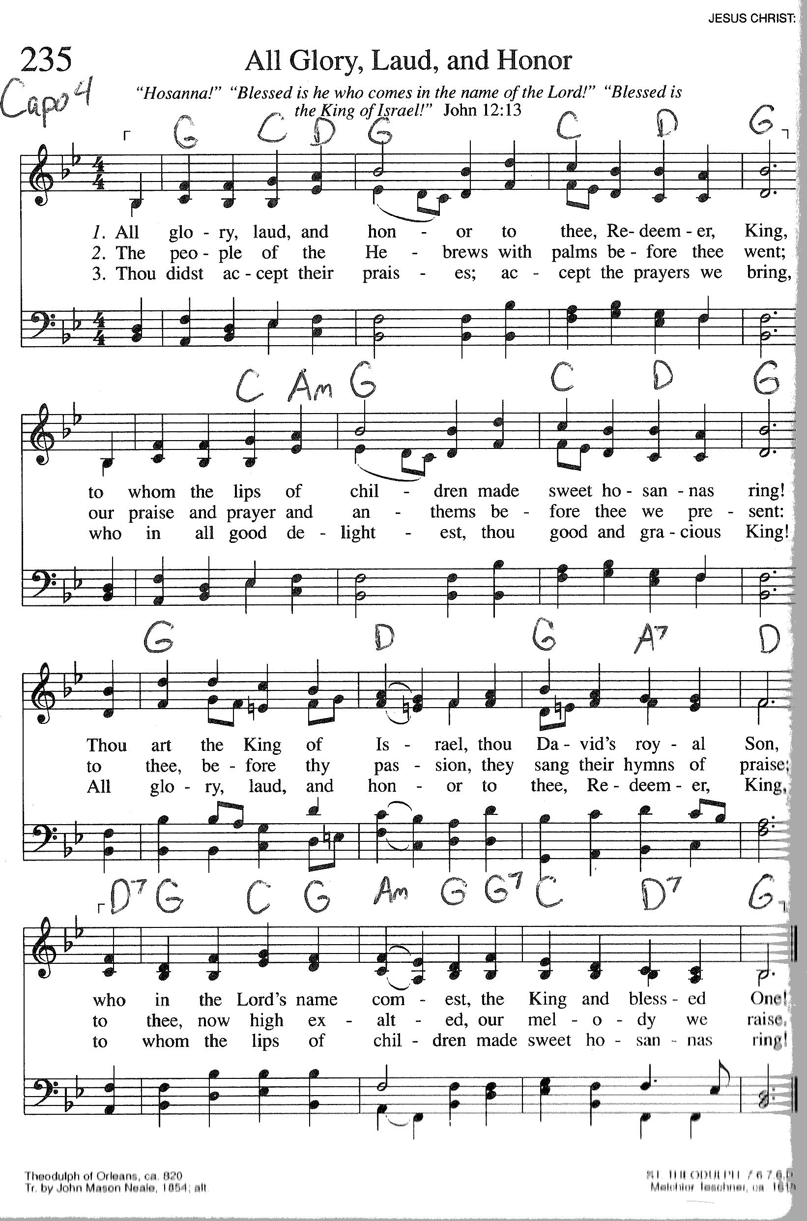 Index of publicdocstrinityhymnaltrinity hymnal guitar chords 235 all glory lau hexwebz Choice Image
