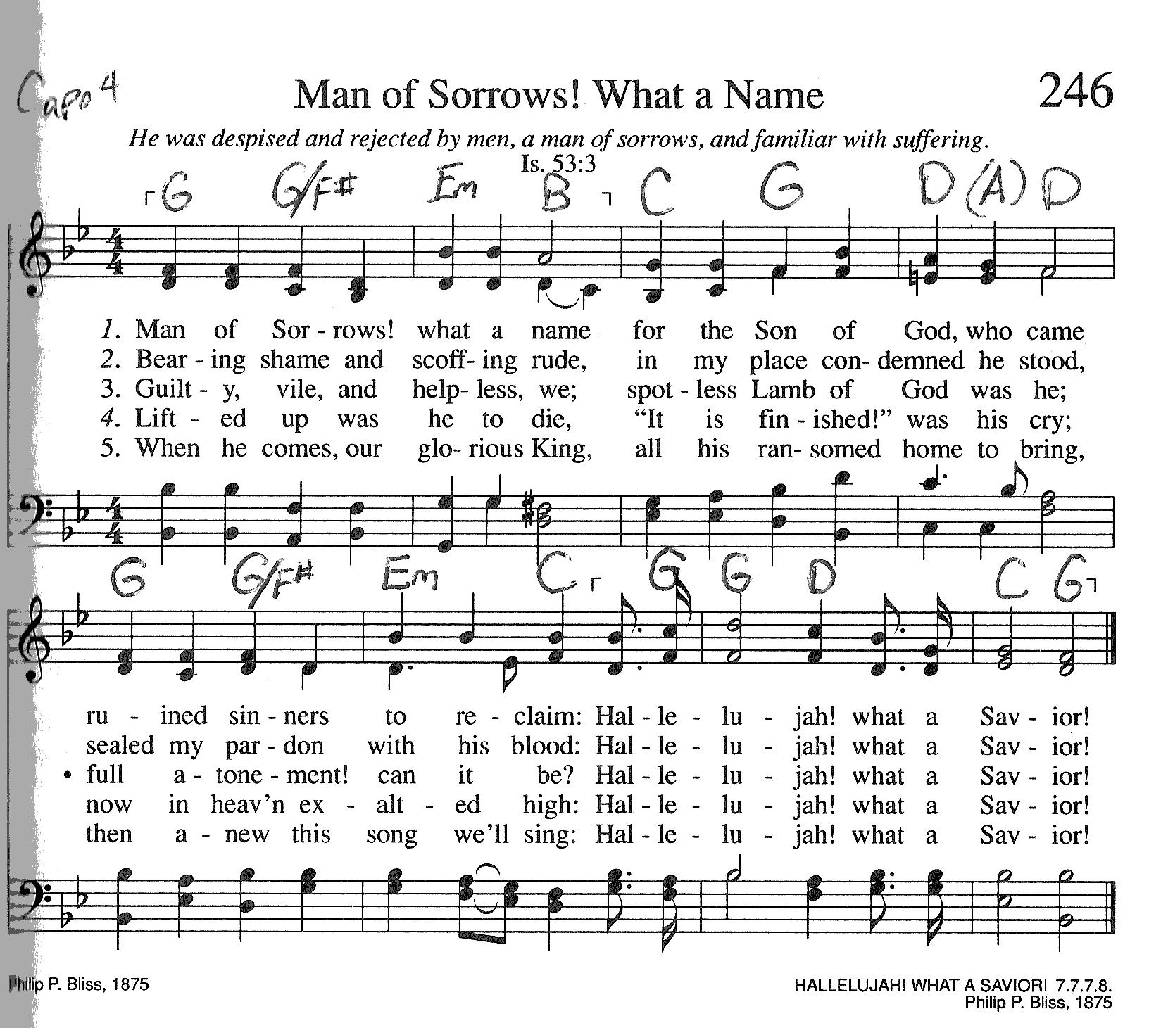 Index of publicdocstrinityhymnaltrinity hymnal guitar chords 246 man of sorrows hexwebz Choice Image