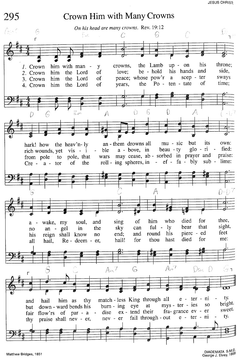 Index Of Publicdocs Trinity Hymnal